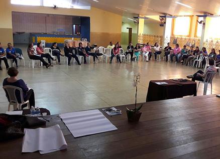 Capacitação Inicial – Município de Santa Cruz da Esperança, Cajuru e Serra Azul