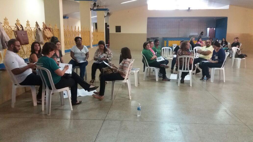 Capacitação para o Diagnóstico da Situação da Criança e do Adolescente de Santa Cruz da Esperança,-SP, Serra Azul-SP e Cajuru-SP